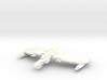 GhostHawk Class VI  BattleCruiser  Small 3d printed