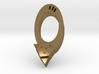 Key Ring 3d printed
