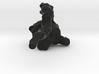 .mini Smoke Monster hollow 3d printed