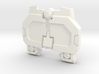 Pessimist Roadwarrior's IDW Chest Plate 3d printed