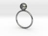 See through rings 3d printed