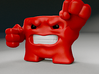 Super Meat Boy 3d printed Super Meat Boy