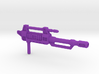 SZT01A Riffle for Motormaster CW 3d printed