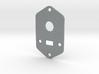 Jaguar Plate - 3 Way Switch + Slider Switch 3d printed