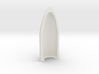 Atlas V 5m Payload Fairing, 1/58 scale 3d printed