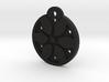 Flower Necklace - Part 1 - Plastic 3d printed