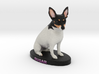 Custom Dog Figurine - Sugar 3d printed