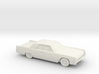 1/87 1962 Lincoln Continental Sedan 3d printed