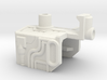 Super Jet Combiner Port 3d printed