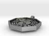 I Ching - Yin Yang Pendant Necklace 3d printed