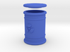 Radioactive Waste Barrel 3d printed