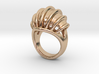 Ring New Way 27 - Italian Size 27 3d printed
