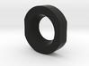 Shoulder Clip Locking Ring  3d printed