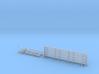 NGPLM36 Modular PLM train station 3d printed