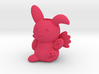 Bunny Holder 3d printed