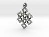 Eternal Knot 3d printed