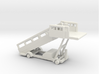 Flughafen - 1:220 (Z scale) 3d printed Treppe - staircase