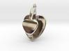 San Valentino Heart Earring 3d printed
