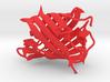 mCherry Fluorescent Protein 3d printed