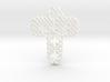 Celtic Cross Weave 3d printed