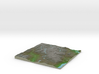 Terrafab generated model Tue Jan 26 2016 11:48:00  3d printed