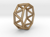 0430 Octagonal Antiprism (a=1сm) #001 3d printed