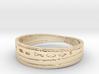 Homeschool class ring 2 Ring Size 11 3d printed