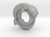 Gecko Ring     Size 5 3d printed