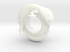 Gecko Ring Size 6 3d printed