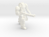 Ogre MKII Heavy Rotary Cannon (Free Download) 3d printed