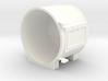 "1"" Scale Live Steam Sunbeam Headlight 3d printed"