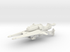 Sparrowhorn (1:18 Scale) 3d printed