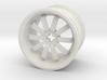 Wheel Design VII 3d printed