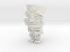 Tiki Dude 3d printed