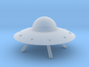 UFO with Landing Gear 3d printed