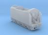 LNER A4 Corridor Tender - HO (1/87 Scale) 3d printed