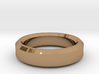 Ring Size 9 (Chamfered) 3d printed