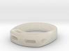 US10 Ring XX: Tritium (Acrylic) 3d printed