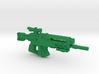 Mk2 Pulse Rifle 3d printed