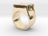 Green Lantern Ring 9 3d printed