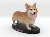 Custom Dog Figurine - Tonka 3d printed