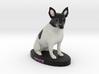 Custom Dog Figurine - Spice 3d printed