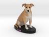 Custom Dog Figurine - Jake 3d printed