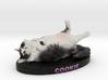 Custom Cat Figurine - Cookie 3d printed