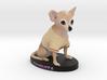 Custom Dog Figurine - Chiquita 3d printed