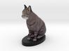 10091 - Pookie - Figurine-meters 3d printed