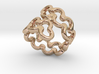 Jagged Ring 20 - Italian Size 20 3d printed