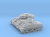 SHERMAN M4a1 TANK - (3 pack) 3d printed