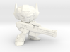 TechDaviuss Type-C Heavy Power Armor 3d printed
