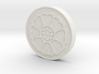 Avatar: the Last Airbender - White Lotus Tile 3d printed